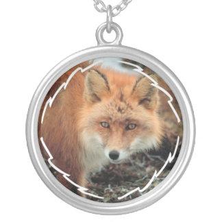 Fox Species Necklace