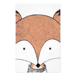 Fox Stationery