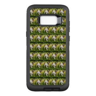 Fox Terrier,   Defender Samsung Galaxy S8+ Case.
