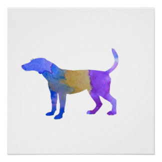 Fox Terrier Perfect Poster