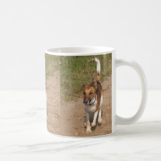 Fox_terrier_smooth_in_action Coffee Mug