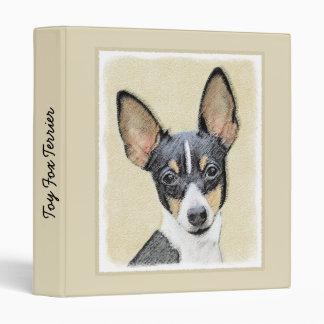 Fox Terrier (Toy) Binder