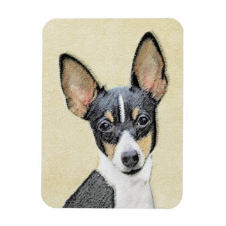 Fox Terrier (Toy) Magnet