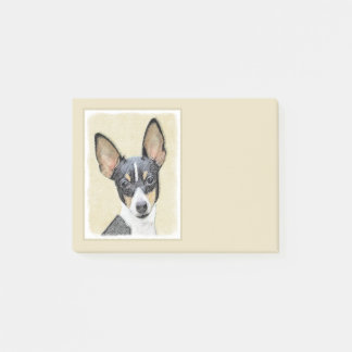 Fox Terrier (Toy) Post-it Notes
