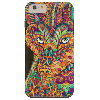 FOX TOUGH iPhone 6 PLUS CASE