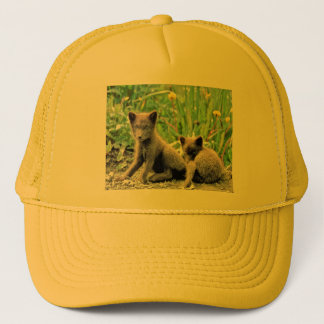 Fox Trucker Hat