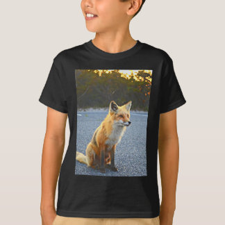 Fox Up Close T-Shirt