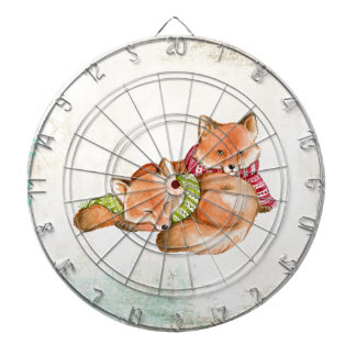 Foxes Dartboard