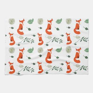 Foxes Kitchen Towel