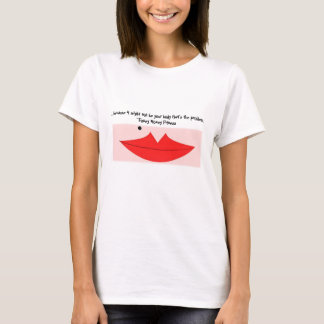 Foxey Moxey Lip Tee