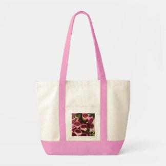 Foxglove 1 tote bag