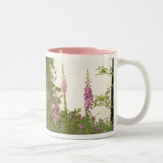 Foxglove Flowers Mug