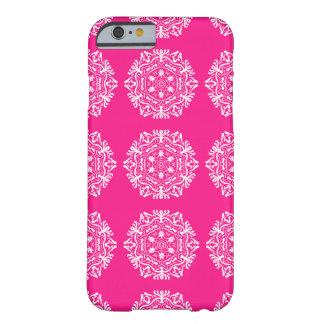 Foxglove Mandala Barely There iPhone 6 Case