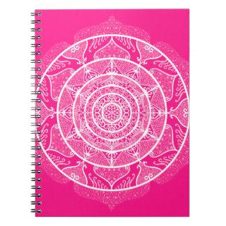 Foxglove Mandala Notebooks