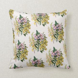 Foxgloves Pillow