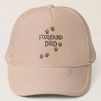 Foxhound Dad Trucker Hat
