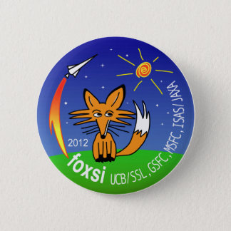 FOXSI 2012 2 INCH ROUND BUTTON