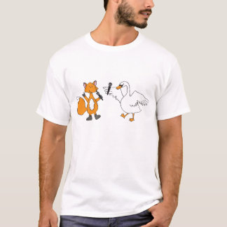 FoxSwan Karaoke! T-Shirt