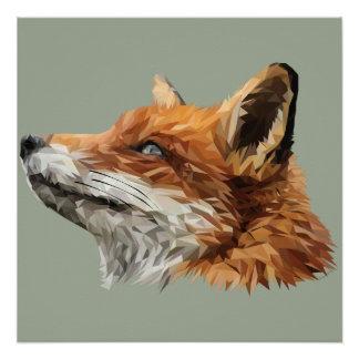Foxtastic Poster