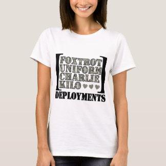 Foxtrot Deployments T-Shirt
