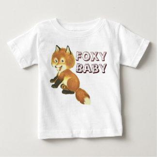 Foxy Baby Tees