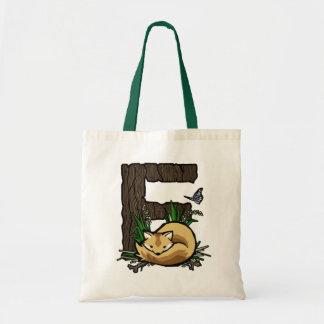 Foxy F! Tote Bag