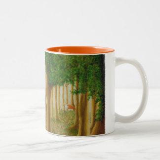 Foxy Forest Mug