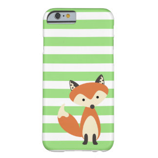 Foxy Fox Barely There iPhone 6 Case