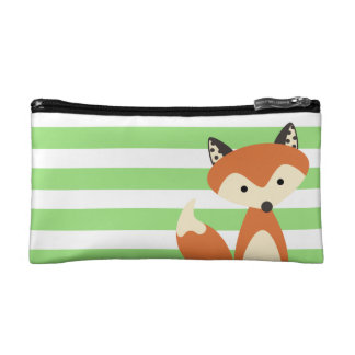 Foxy Fox Makeup Bag