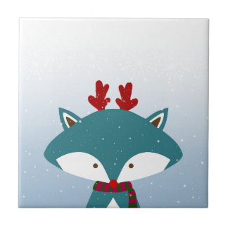 Foxy Get Trendy For Christmas Tile