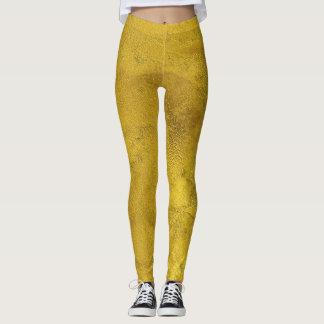 Foxy Gold Leggings