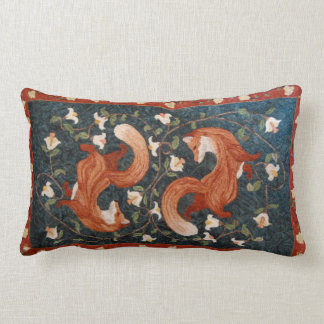 Foxy Lumbar Pillow