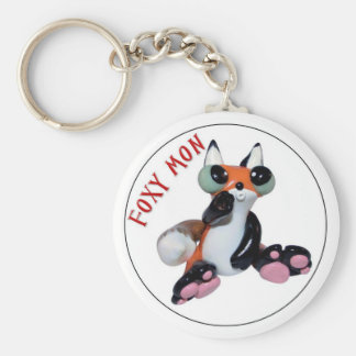 Foxy Mon the Keychain