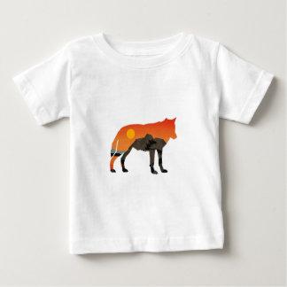 Foxy Sunset Baby T-Shirt