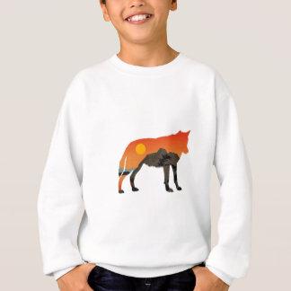 Foxy Sunset Sweatshirt
