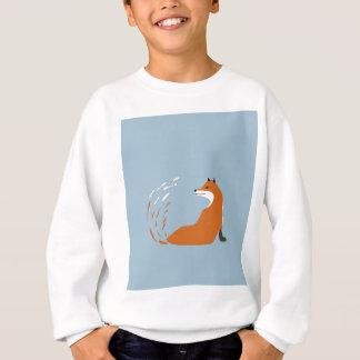 Foxy Takes The Pose Sweatshirt