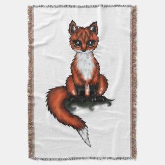 Foxy Throw