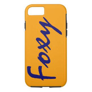 foxy trending apple iphone-6 hard smartphone case