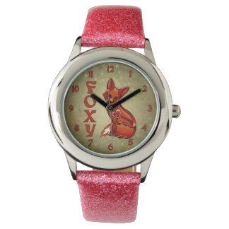 Foxy Wrist Watches