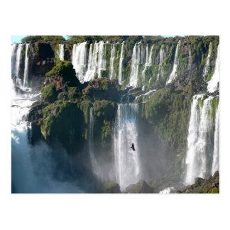 Foz do Iguaçu / Iguazu Falls II Postcard