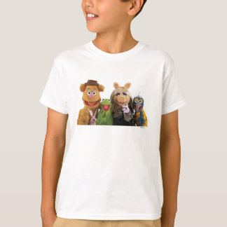 Fozzie, Kermit, Miss Piggy, and Gonzo T-Shirt
