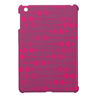 FPD Berry Circle Patt iPad Mini Cases