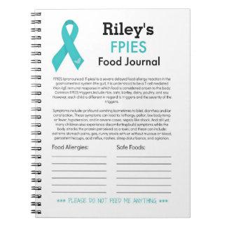 FPIES Food Journal