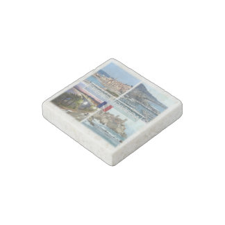 FR   France - French Riviera - Côte d'Azur - Stone Magnets