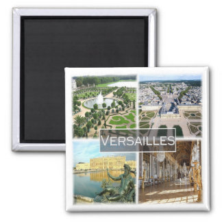 FR * France - The Palace Of Versailles Magnet