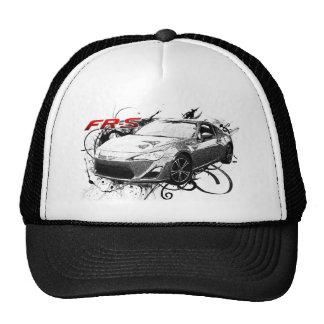 FR-S in swirls Trucker Hat