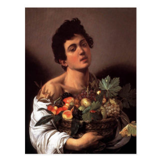 fr:Utilisateur:Guil with this data: Le Caravage Ga Postcard
