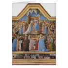Fra Angelico- Coronation of the Virgin Card