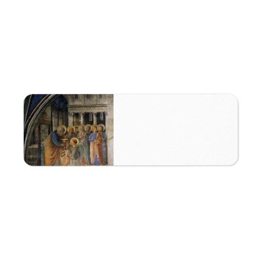 Fra Angelico- St. Peter Consacrates Stephen Deacon