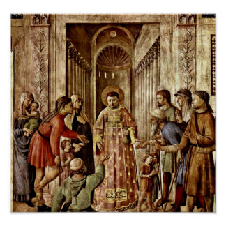 Fra Angelico - StLawrence Church Poster